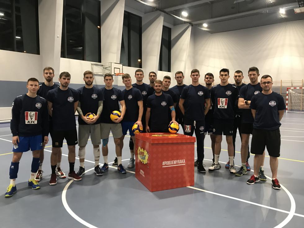 KFC Gwardia Wrocław iCancer Fighters: choroba to nie wyrok
