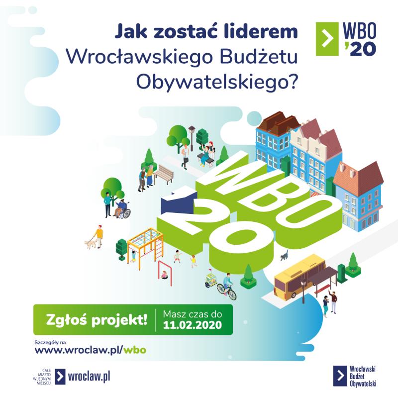 Dziś wystartowała ósma edycja Wrocławskiego Budżetu Obywatelskiego
