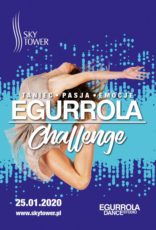 Sky Tower: Taneczne show uczniów Egurrola Dance Studio