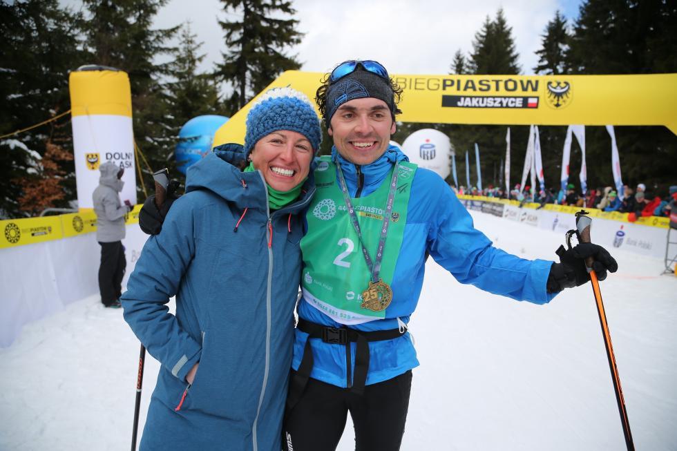 44 Bieg Piastów – Festiwal Narciarstwa Biegowego - rekordy zKrólową Justyną Kowalczyk