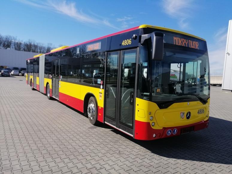 Nowy podwykonawca MPK wjeżdża doWrocławia