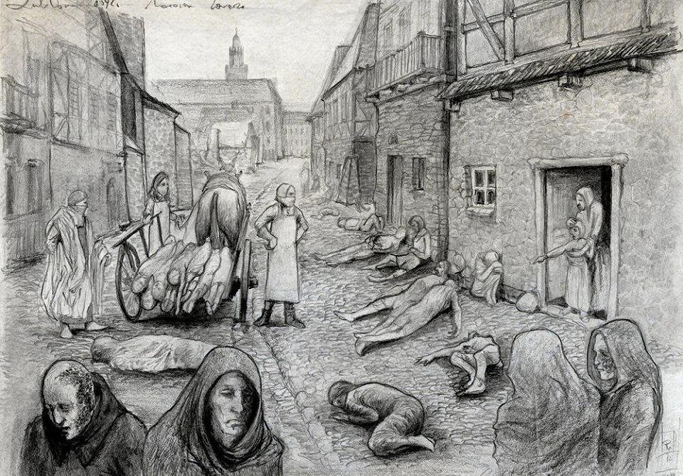 Pandemie na przestrzeni wieków – ochorobach, których już nie pamiętamy