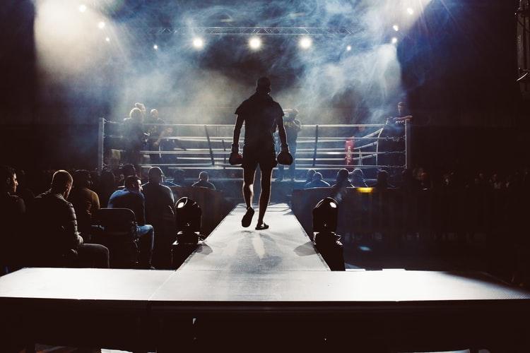 Dobra zabawa zFAME MMA