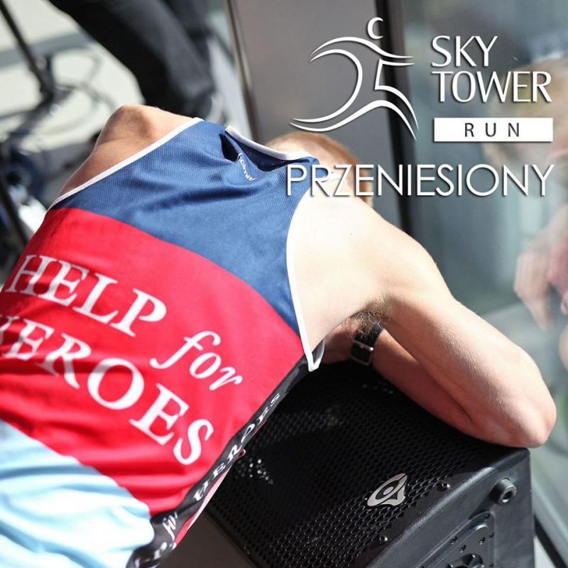 Zawody Sky Tower Run przeniesione na 2021 rok