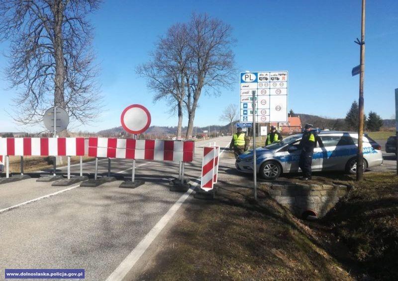 Apel ootwarcie granicy polsko-czeskiej