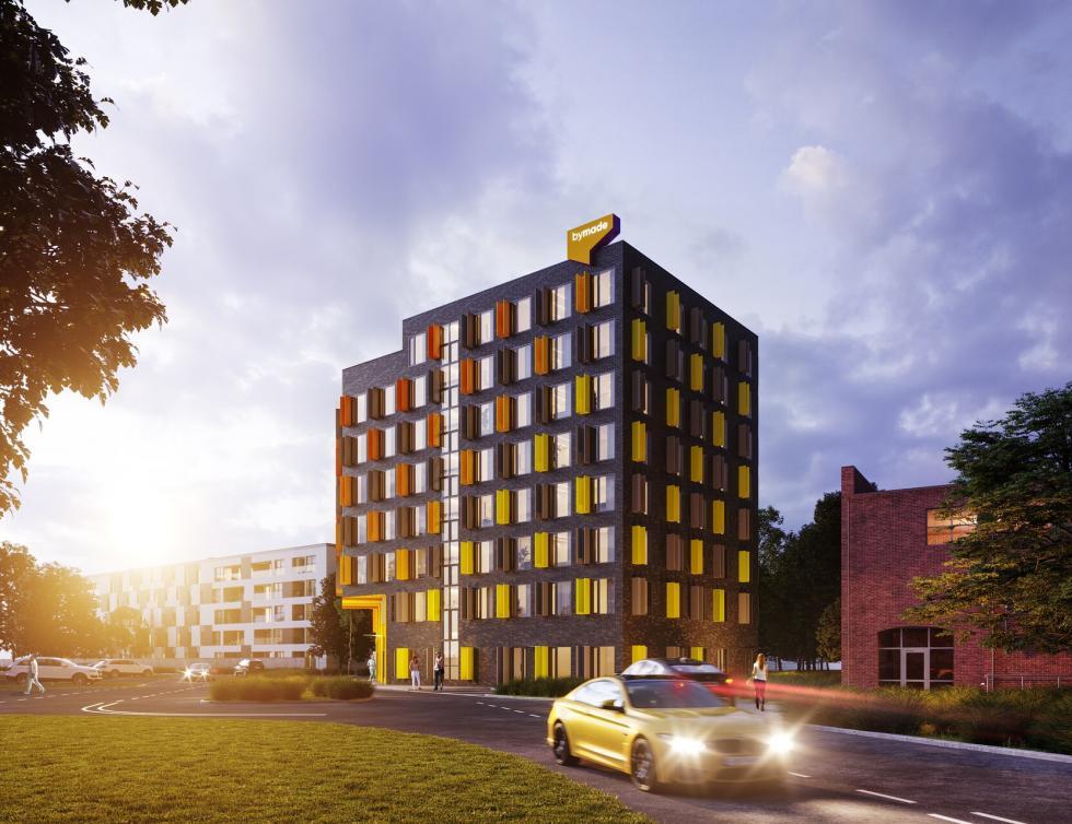 Ruszyła budowa przy Legnickiej – ponad 100 mikroapartamentów inwestycyjnych