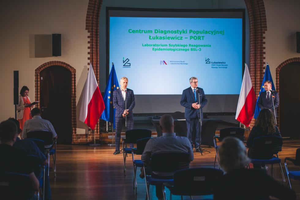 Łukasiewicz – PORT uruchomi weWrocławiu superlaboratorium