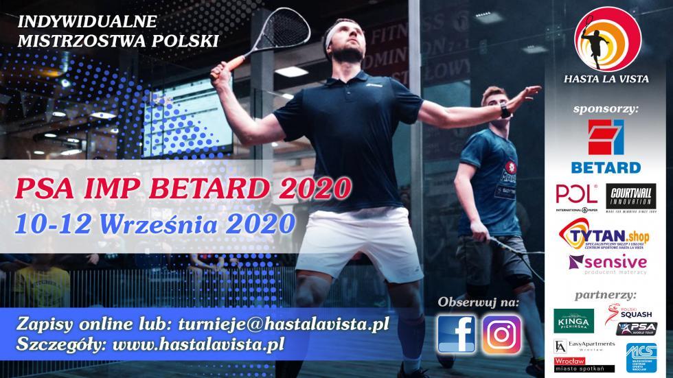 Mistrzostwa Polski wSquashu wracają doWrocławia