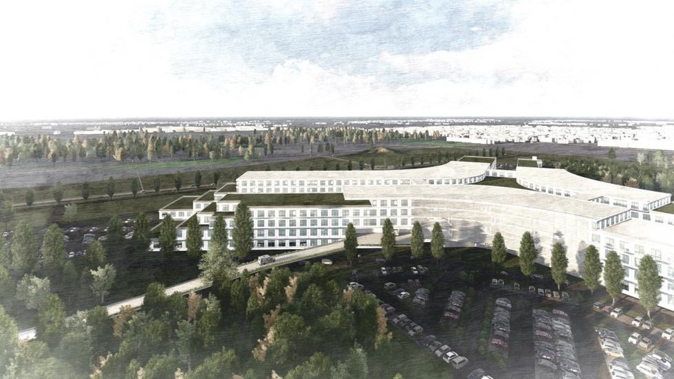 Znamy koncepcję nowego Dolnośląskiego Centrum Onkologii