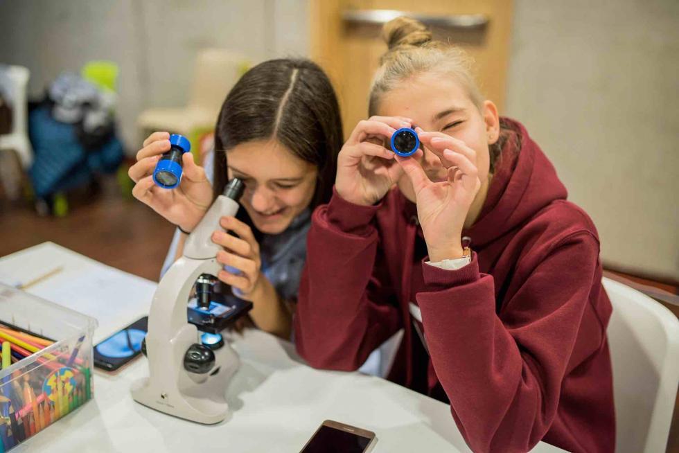 Młodzi naukowcy poszukiwani! Trwa nabór doKonkursu Naukowego E(x)plory