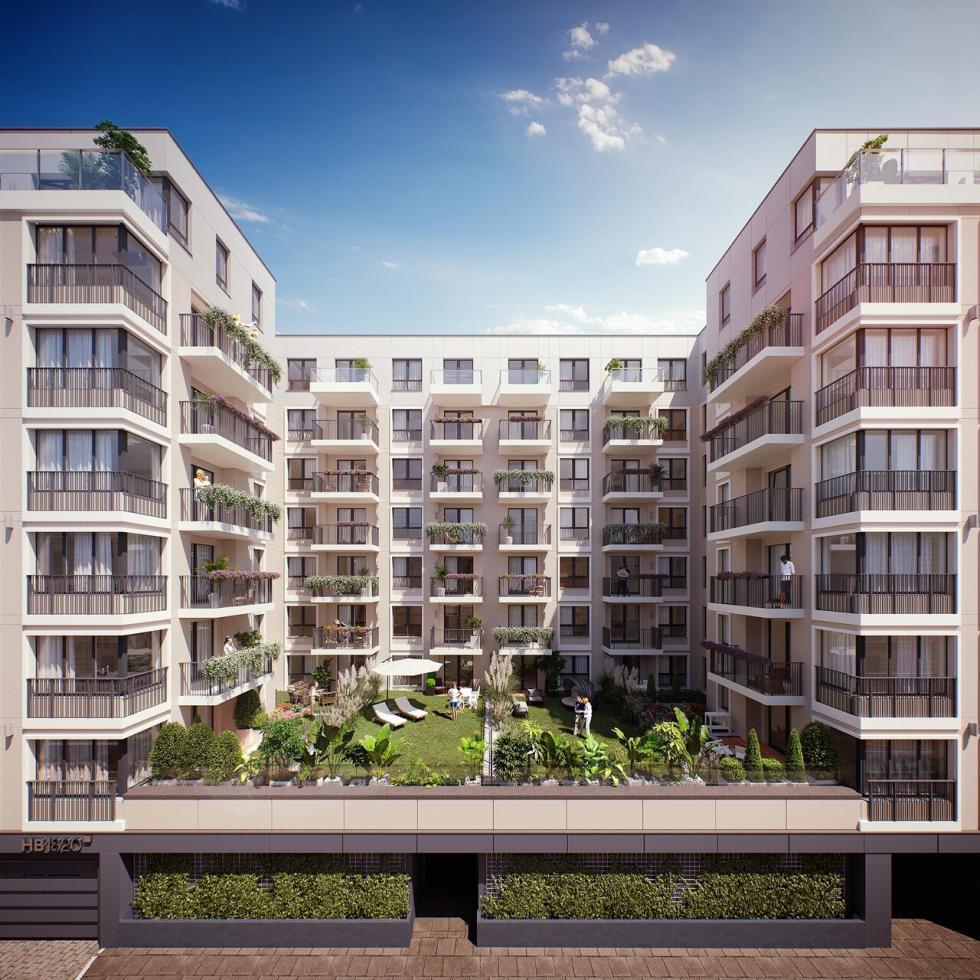 Eiffage rusza zbudową inwestycji HB 1820 weWrocławiu
