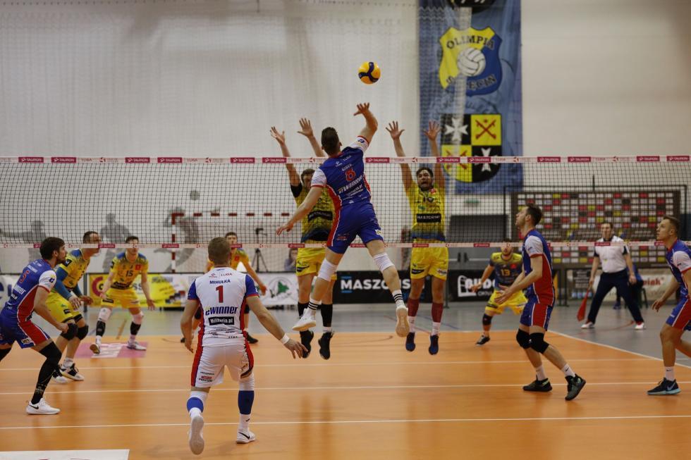 EWinner Gwardia Wrocław - play-off zNorwidem