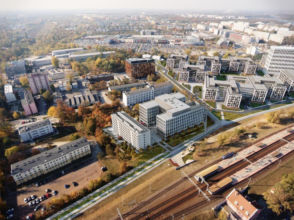 Vastint rozpoczyna realizację nowego biurowca weWrocławiu