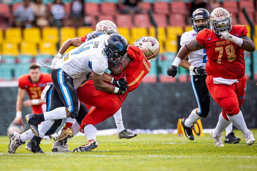 Panthers Wrocław podejmą Berlin Thunder