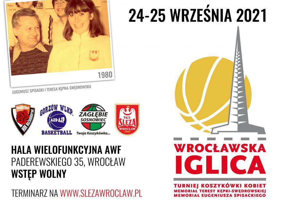 Turniej Wrocławska Iglica 2021 wdoborowym towarzystwie