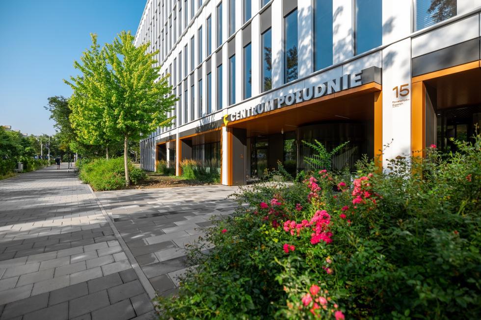 Do kompleksu biurowego Centrum Południe wprowadza się międzynarodowe liceum IPS Upper Secondary